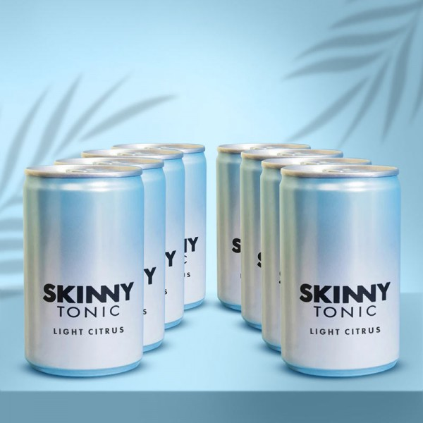 Skinny Tonic - Zero Calorie Mixers for Tequila and Tonic