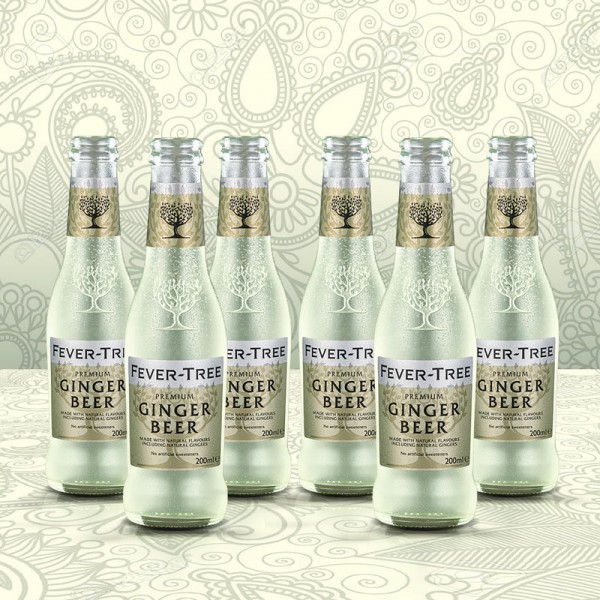 Fever Tree - Mixers for Margarita and Mexico Mule