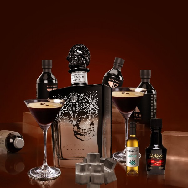 Mexpresso Martini Set